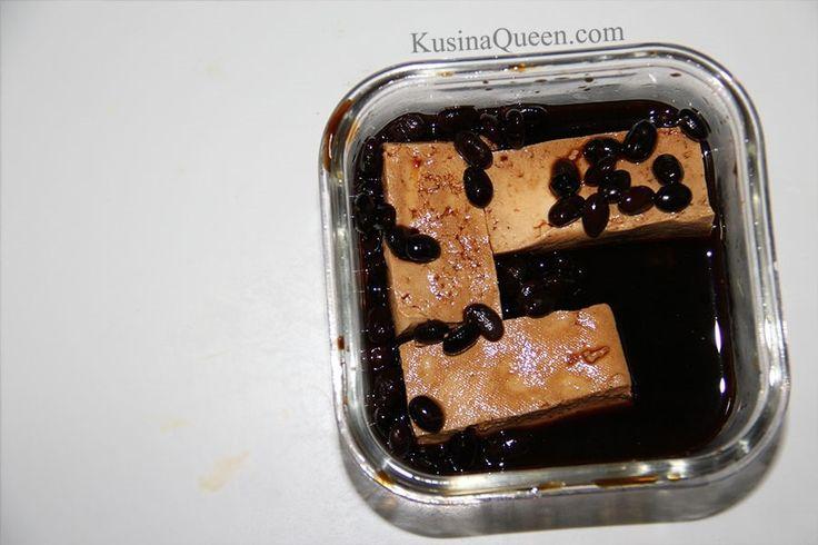 how to make fermented tofu at home