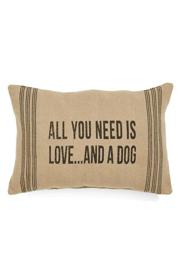All you need is love...and a dog ;)