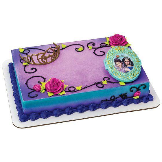Descendants Under Your Spell Cake Decoration Set