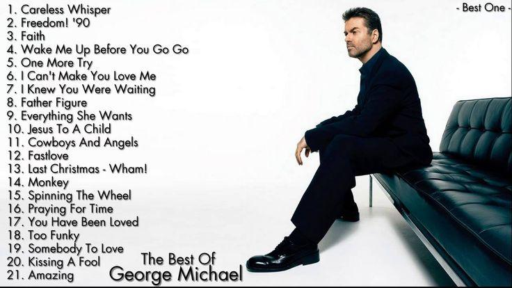 George michael wham everything she wants lyrics