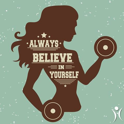 We believe in you, you should too! #TLSweightloss #motivation