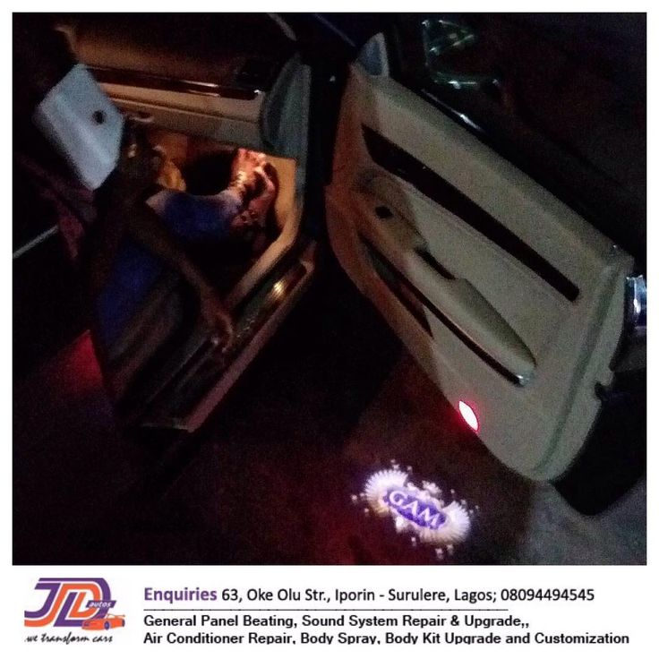 Throwback To When We Installed Custom Puddle Lights; GAM - God Against Men on this Mercedes Benz 2012 E350 Coupe.  Remember You Can Also Use Your Brands Name Your Face Logo or Anything As Your Preferred Image.  JD Autos; We Transform Cars!  For Enquiries - Send A DM Call or Visit Us Today.  #JDAutos #Believe #JDAutosCenter #RangeRover #RollsRoyce #Toyota #MercedesBenz #Tyres #Rims #Alloys #pajero #lagos #nigeria #mechanic #spraypainter #Repair #Automobile #carswithoutlimits #Cars #Mechanic…
