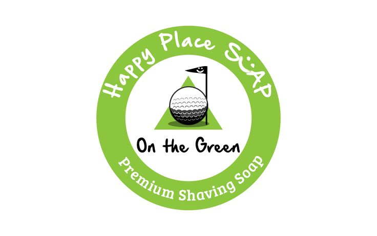 On the Green - Premium Shaving Soap mentally transports you to the golf course.  You'll feel on par with the fresh aroma of freshly cut green grass in the morning.   On the Green has a creamy lather that is ideal for your shaving needs.  Unique gift for the golfer who has everything! Golf themed shaving soap is a perfect stocking stuffer for him or her. Use promo code: GOLF to save 10%