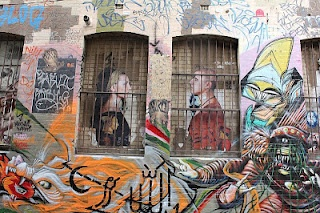 Melbourne photos - street art