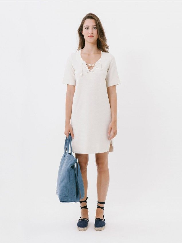 Txangai White Dress //