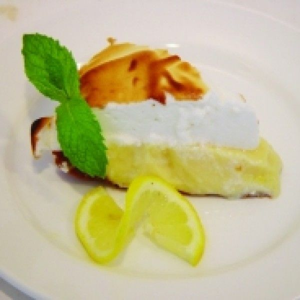 Lemon Icebox Pie Recipe Food Network