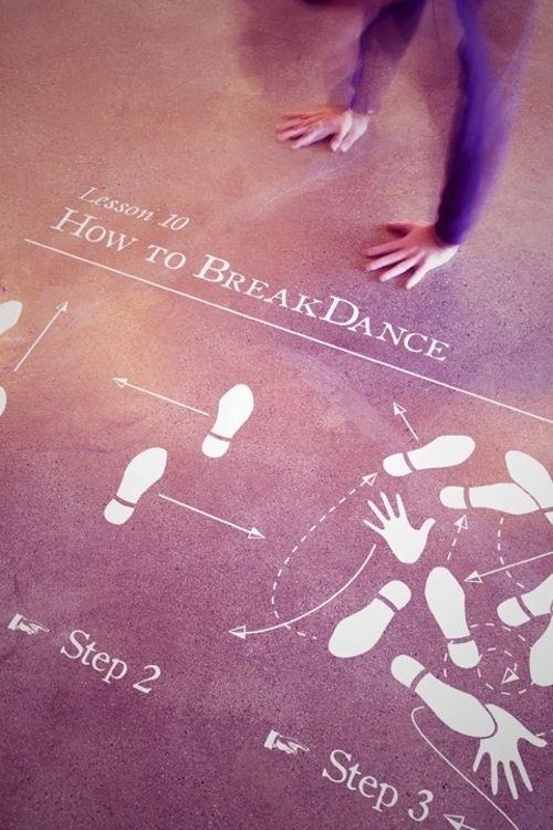 Break Dancing Instructions