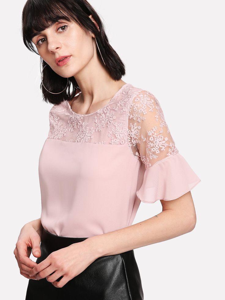 Best 25+ Chiffon blouses ideas on Pinterest