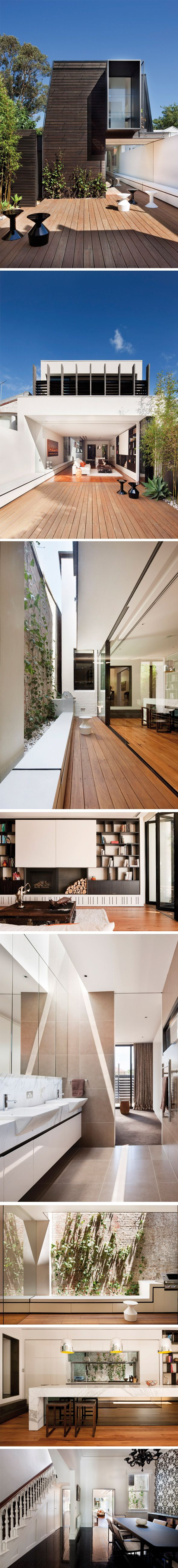 Modernes haus-exterieur-design  best images about facade on pinterest