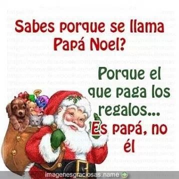 Papa Noel...
