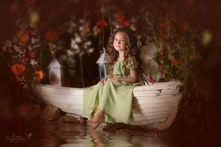 Семейный фотограф Курмышева Элина фея, сказка, лес, крылья, винкс, фотосессия, волшебство, девочка