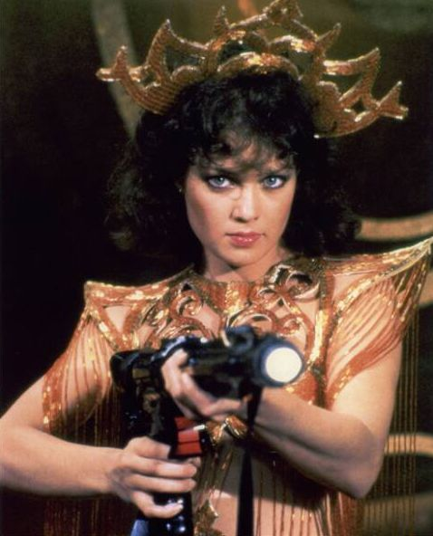 "Dale Arden ""Melody Anderson"" Flash Gordon (1980)"