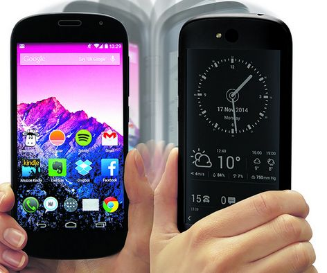 2015 YotaPhone Release And Price In UK