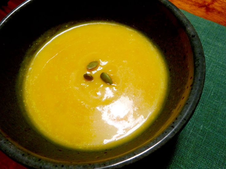 ◇バターナッツカボチャスープ(マクロビ)◇