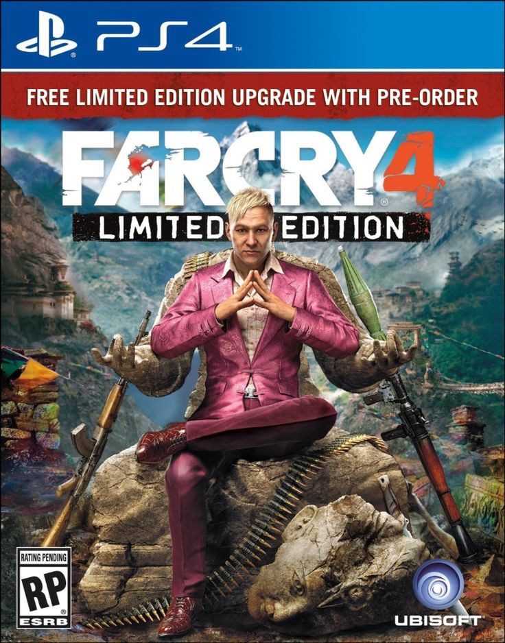 Playstation 4 - Farcry 4 - #Playstation4 #PS4 #Games #Gaming #videogame #videogames