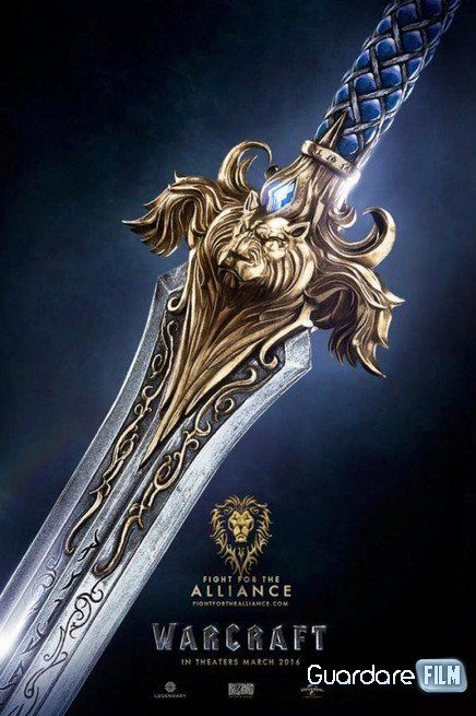 Warcraft (2016) in streaming