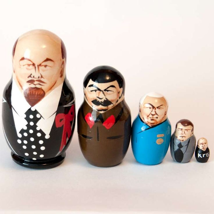 New Products. Lenin and Russian Political Leaders is a classical  Russian political l... http://russian-crafts.com/nesting-dolls/matryoshkas/lenin-and-russian-political-leaders.html