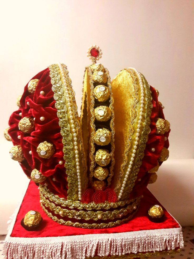 корона из конфет своими руками пошаговое фото чтобы пропал, пропитывают