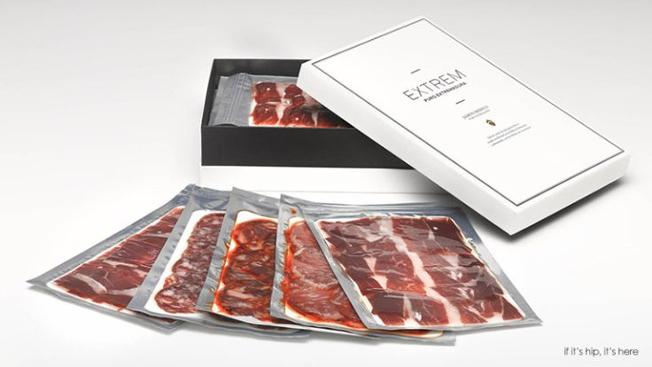 Extrem Puro Extremadura Packaging.