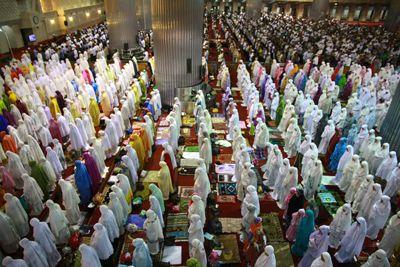 The To Do List:  Menjelang Idul Fitri