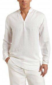 camisas manga larga cuello mao - Buscar con Google