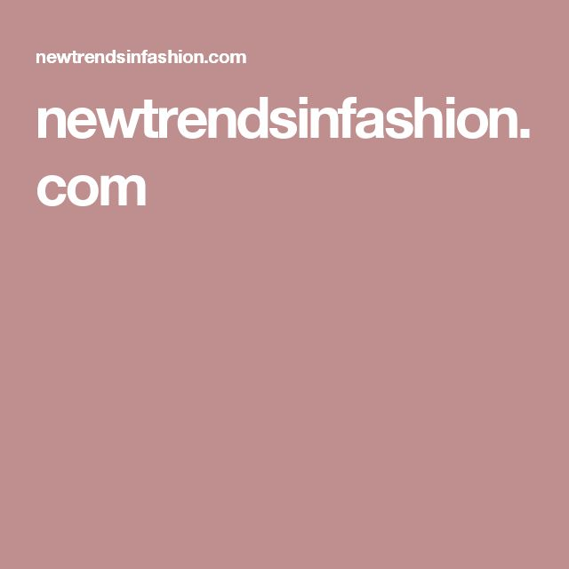 newtrendsinfashion.com