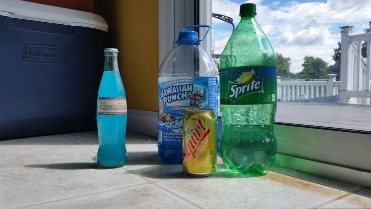 Nuka-Cola Quantum Recipe (Non-Alcoholic)