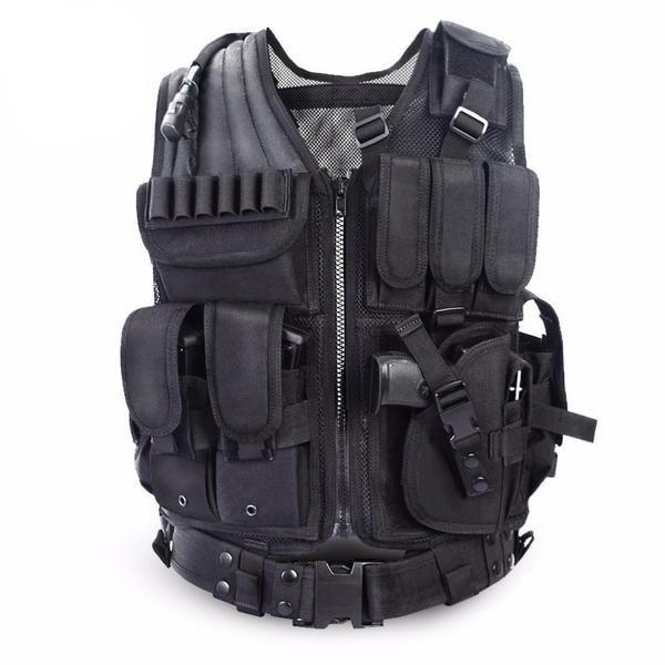 Military Versatile Tactical Vest