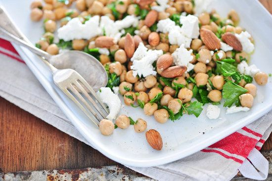 how to make chickpea salad for weight loss