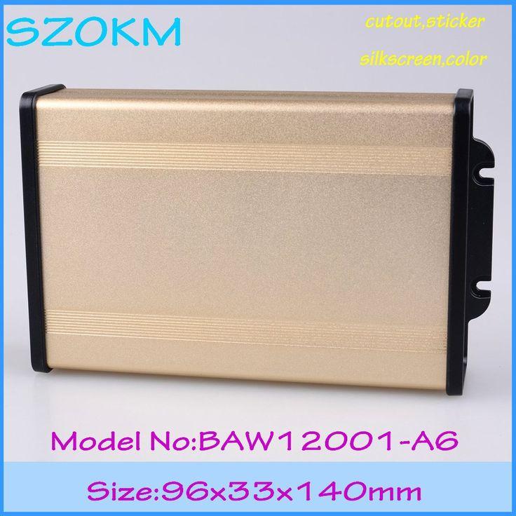 $16.00 (Buy here: https://alitems.com/g/1e8d114494ebda23ff8b16525dc3e8/?i=5&ulp=https%3A%2F%2Fwww.aliexpress.com%2Fitem%2Faluminum-enclosure-1-pcs-96-33-140mm-szomk-box-manufacturer-abs-box-amplifier-enclosure-electronic-2014%2F2026997392.html ) aluminum enclosure  (1 pcs) 96*33*140mm szomk box manufacturer abs box amplifier enclosure electronic 2014 new for just $16.00