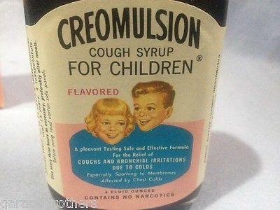 Creomulsion Children recommendations