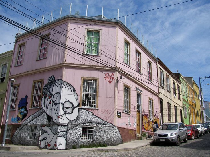 https://flic.kr/p/AUHMcs | Cerro Alegre | Valparaíso, Chile