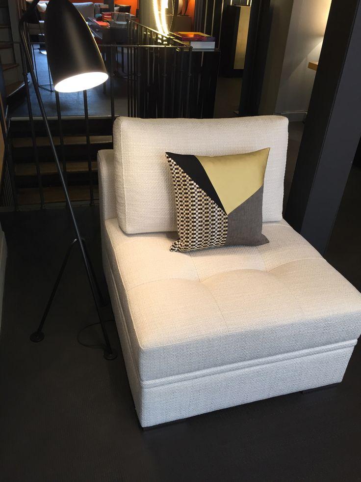 coussin maison popineau collection figure de style. Black Bedroom Furniture Sets. Home Design Ideas
