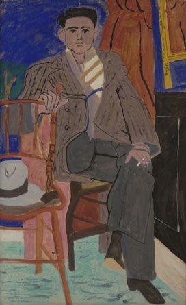 Yannis Tsarouchis (Greek painter 1910-1989)