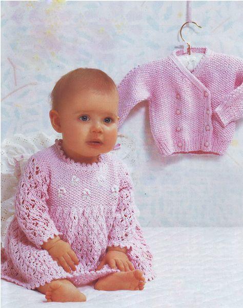 Розовое платье и жакет