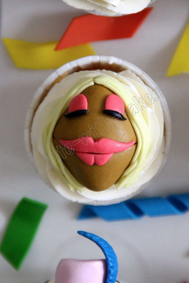 Celebrate With Cake Muppets Cupcakes Muppets Party