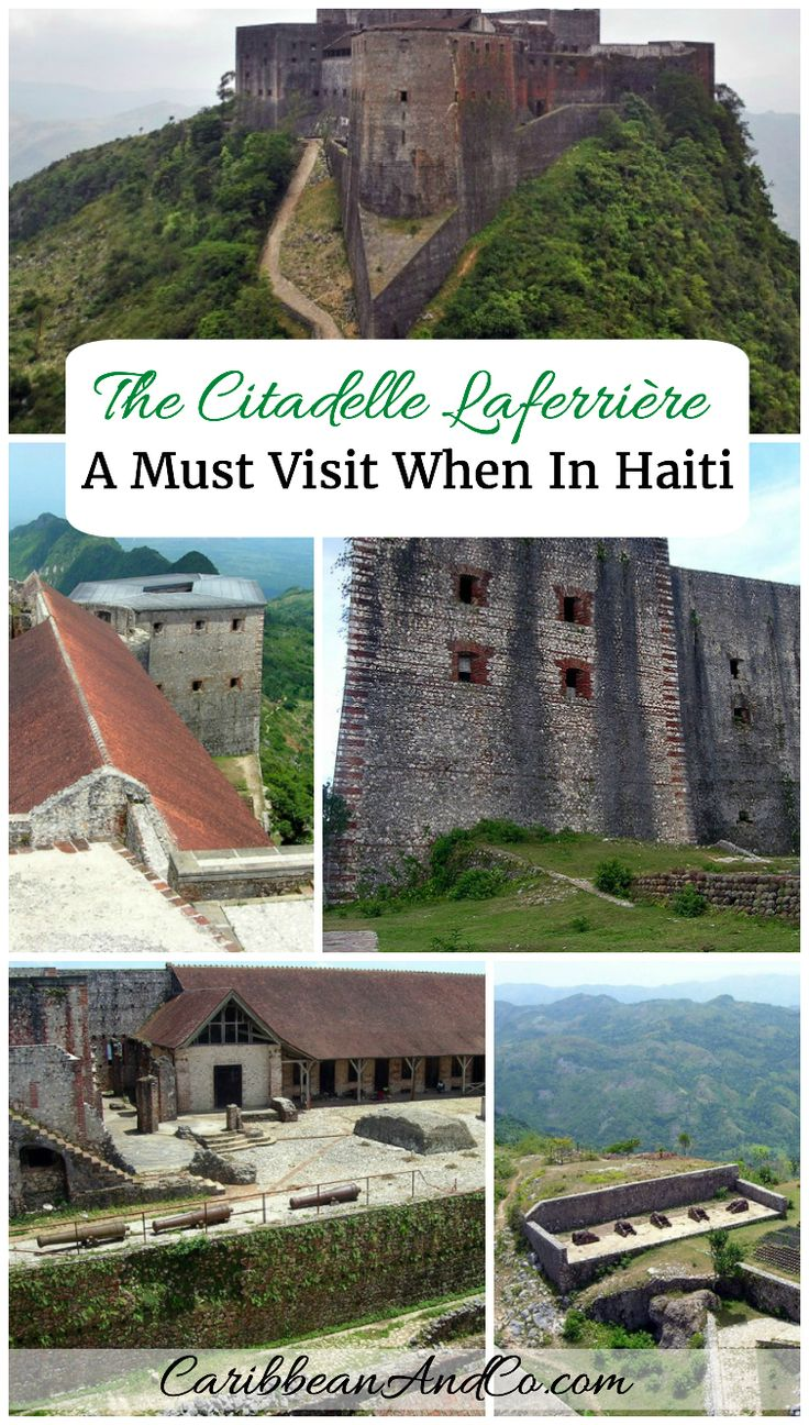 Discover why the Citadelle Laferrière, located 3,000 feet at the top of Bonnet a L'Eveque mountain is one of the main attractions on the Caribbean island of Haiti and considered a must visit!