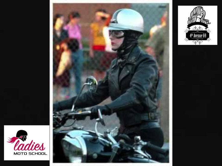 MOTO ESCUELA PARA MUJERES te dice sabias que. El uso de cascos comenzó en el año de 1947 cuando las compañías consideraron peligroso el no usarlos ya que no había protección para la cabeza. Y hacían cascos de piel similares a monturas de bicicleta y caballos.
