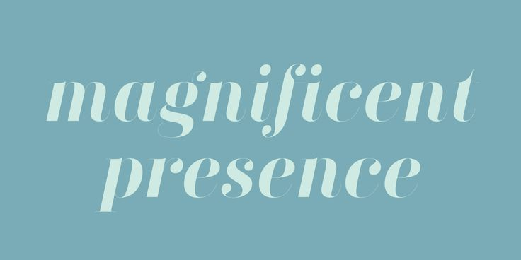 Check out the Didonesque Ghost font at Fontspring.