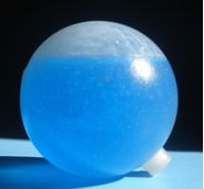 savEnrg™ Phase Change Material Ball for Thermal Energy Storage.