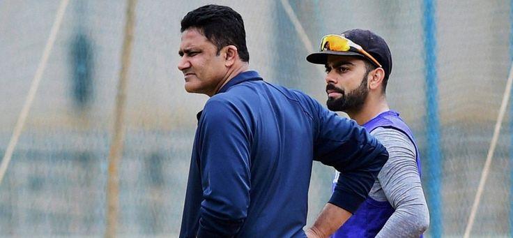कुंबले 'सर' ने बनाए कड़े नियम, देरी से आए तो लगेगा जुर्माना #indian cricket #cricket team #anil kumble #new rules for team india #latest news #cricket news