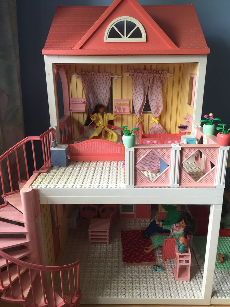 Lego Scala Doll House