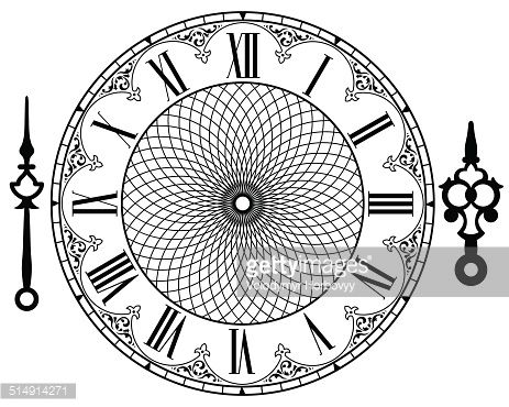 Time Machine Clock Face Google Search Graphics And