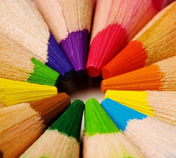 Colored Pencils - 48 Color Pencil Set for Adults & Kids. Pin that pin! Let's draw together!