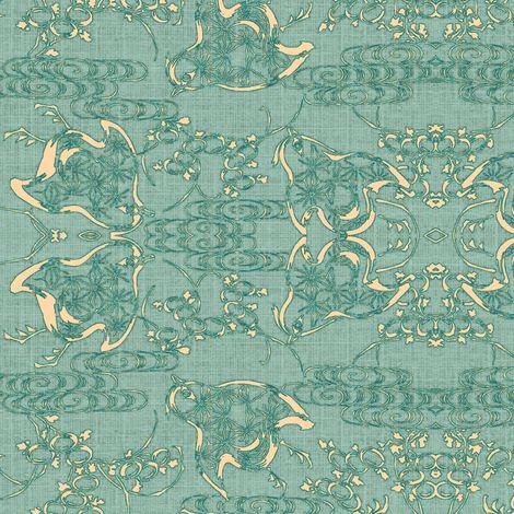 chicks fabric by materialsgirl on Spoonflower - custom fabric