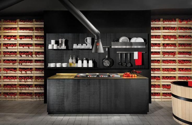 boiserie cucina Wall-play by Minacciolo  Leggi l'articolo su www.designlover.it