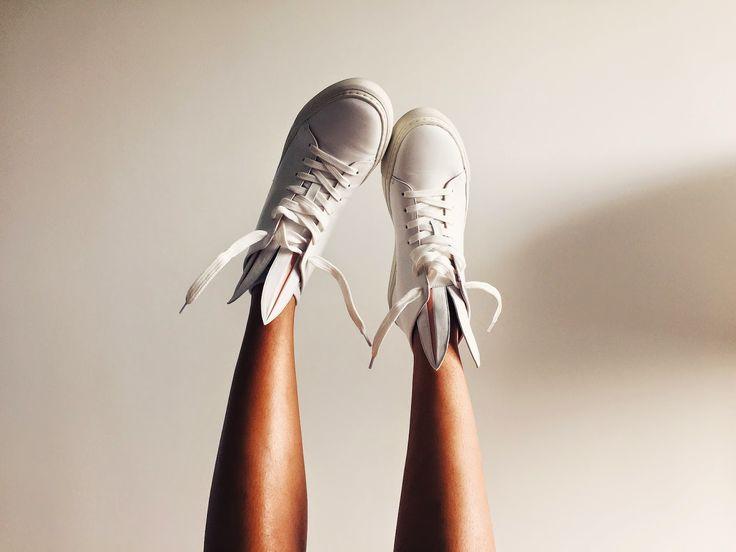 JAY STRUT: Minna Parikka Bunny Sneakers