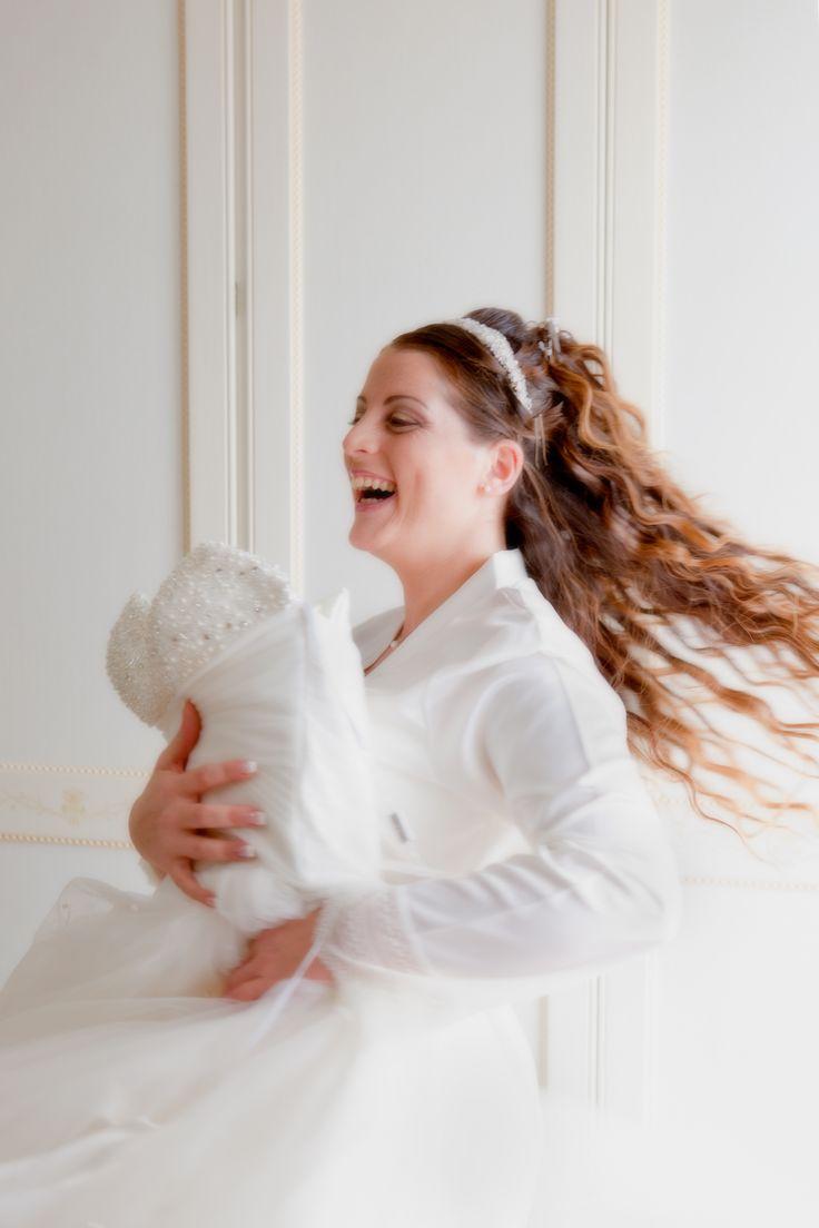 Wedding Antonio e Donatella Dress and wedding accessories: #amatelier  ph: Diva Service
