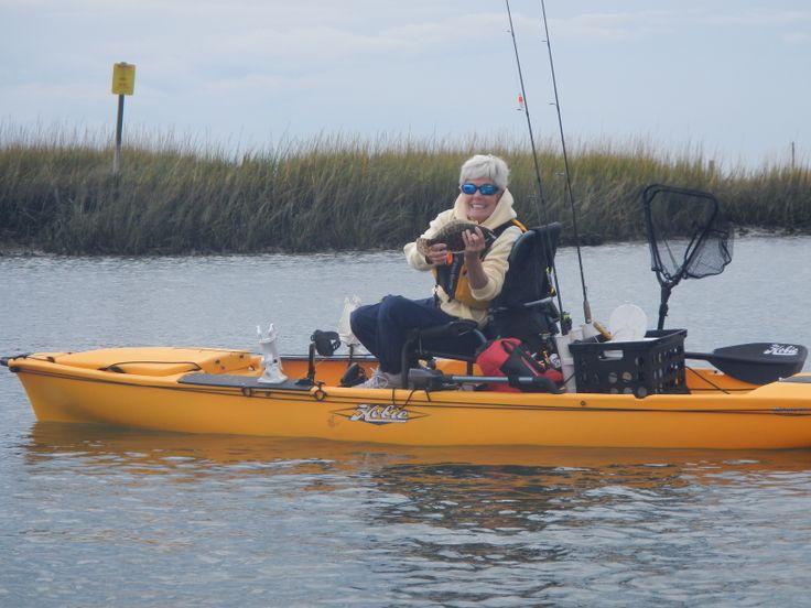 Winter flounder in murrells inlet kayak fishing for Murrells inlet fishing