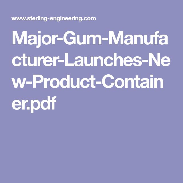 Major-Gum-Manufacturer-Launches-New-Product-Container.pdf